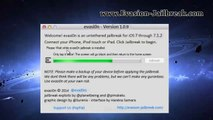 Evasion Untethered iOS 1.0.9 outil pour 7.1.2 Jailbreak iPhone de Final Release 5/5c/5s iPhone 4 iPhone 4S, IPad3