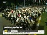 Başbakan Erdoğan Denizli Büyükşehir Belediyesinin İftar Programında Konuştu