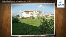 Location Appartement, Saint-gilles (30), 470€/mois