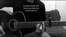 Bloodstream Chords by Ed Sheeran - chordsworld.com