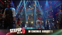 Step Up - All In UK TV SPOT - Go Big (2014) - Alyson Stoner, Briana Evigan Dance Movie HD