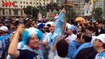 Pays-Bas - Argentine : l'ambiance à Sao Paulo, partie 3
