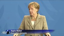 Allemagne: Merkel critique l'espionnage entre alliés