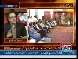 Live With Dr Shahid Masood - 10th July 2014 - (Does Inquilab & Tsunami Need Eachother - 10 july 2014