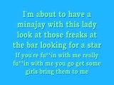 Usher - Little Freak (with lyrics)