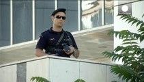 Grèce : le porte-parole d'Aube dorée en détention provisoire