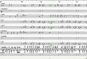 Perfidia - Base Musicale Partitura per Sax rigo 3