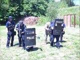 Ballistic Breaching Arma Training 2013