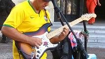 Sultans Of Swing (Dire Straits Cover Guitar HD) - Ao vivo São Paulo 2014
