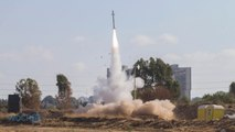 Israel's 'Iron Dome' Changes The Face Of Battle