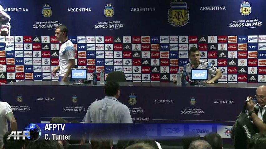 Argentine: gagner, peu importe la manière, dit Rodriguez