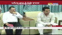 Punjab CM Parkash Singh Badal meets BJP President Amit Shah