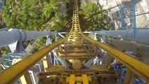 Montagnes russes de dingue : descente à 90° - Gravity Max
