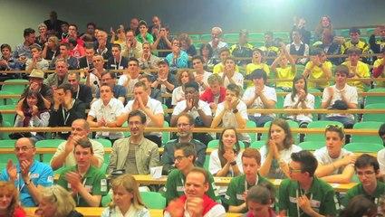 Course en Cours - Finale Nationale - 2014
