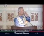 Roma - Lectio magistralis premio Nobel Pace, Muhammad Yunus -1- (10.07.14)