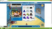 PlayerUp.com - Buy Sell Accounts - Club penguin-Trading ULTRA RARE pink toque account june 2013 [SOLD]