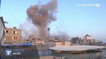 Bombes contres roquettes : l'affrontement se poursuit entre Israël et le Hamas