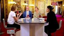 Duel entre Nicole Bricq et Chantal Jouanno - Duels au Sénat