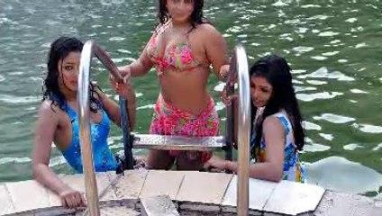 Hot Swiming Love - Mone Tumi - Abhijit - Arati Mukherjee - Juge Juge Ami Tomari