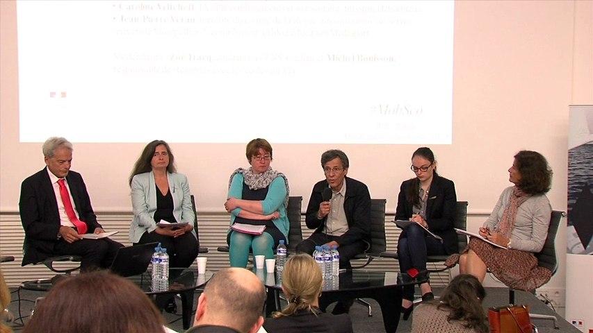 """Les enjeux associés à une refondation de l'École - Colloque """"Refondation de l'École : une question pour le design"""" - mardi 27 mai 2014"""