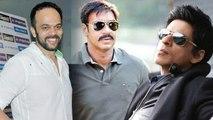 Rohit Shetty Keen To Sell Ajay Devgn-SRK Hugging Video For Rs. 1 Crore