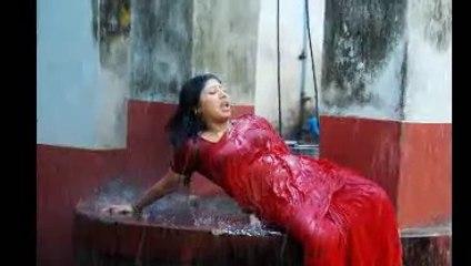 Hot Raining Song - BRISTI - SARA RAAT (Arpita Khan)