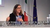 """Immigrazione, Alfano: """"Presto Frontex al posto di Mare Nostrum"""". Ma il commissario Ue frena - Il Fatto Quotidiano"""