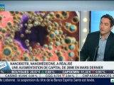 Nanobiotix: Résultats prometteurs pour la phase I de son produit: Laurent Levy, dans Intégrale Bourse - 11/07