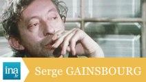 Serge Gainsbourg répond à Bernard Pivot - Archive INA