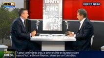 L'invité de JJ Bourdin | BFM RMC | 11 juillet 2014