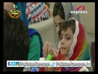 11th Ramazan DUA for Pak Army in Pakistan Ramazan 10-7-2014
