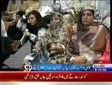 Imran Khan can do his Long March but that same day Shahbaz Sharif will Inaugurate Metro Bus :- Hamza Shahbaz