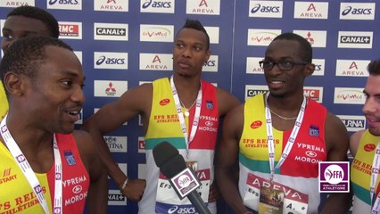 Efs Reims Athlétisme : « Un gros chrono »