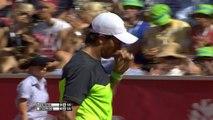 Shock a Bastad: Ferrer le prende da Berlocq