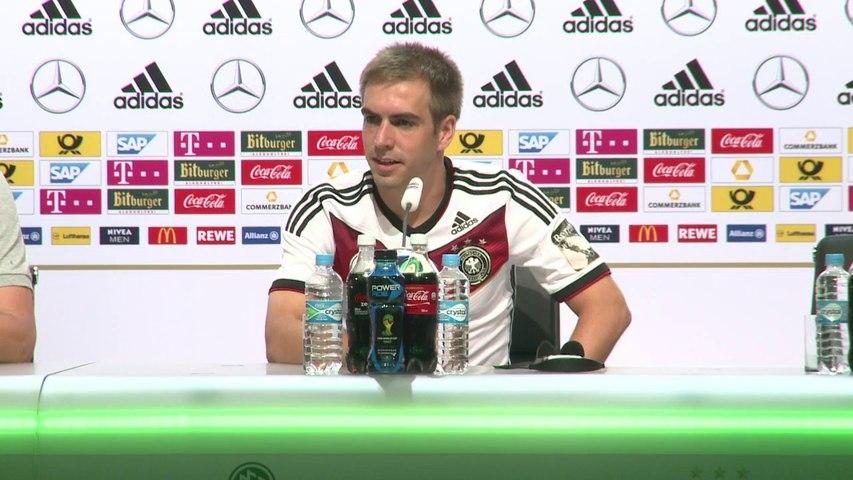 """Mondial-2014: la finale, """"le plus grand match à vivre"""", estime Müller"""