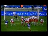 Leçon de Foot - Coup Franc (avec Zidane)