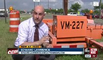News - Florida Road Sign Gets Hacked - Sign Hacking