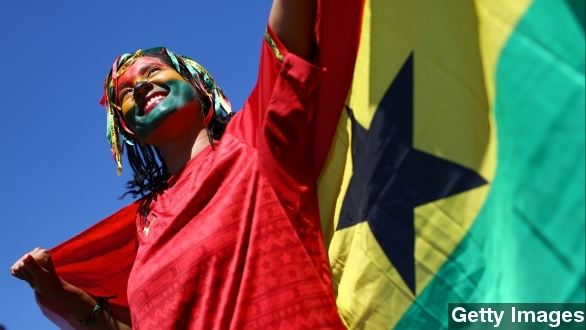 Why Ghana World Cup Fans Are Requesting Asylum In Brazil