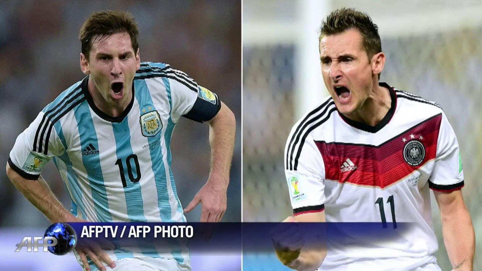 Alemanha ou Argentina?