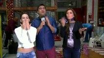 #TaináMüller Video Show Tainá e Giovanna falando sobre Clarina