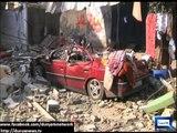 [MEDIUM] Dunya News - Israel continues to slaughter Palestinians in Gaza