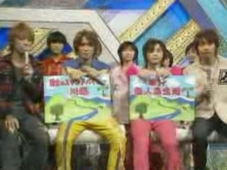 SC 2007-02-04 Boku no Bouken Talk & T
