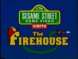 Sesame Street Visits the Firehouse