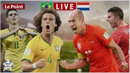 Saccomano : «Le match pour la 3ème place est le match des coiffeurs !»