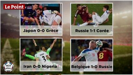 La Purge en Or du Mondial a été...