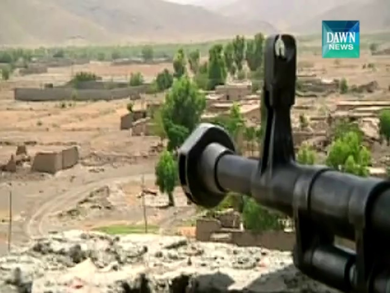 Zarb-i-Azb updates :Military air strikes kill 13 suspected terrorists