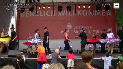 "Teil7 Singener Stadtfest 2014 Rocking Volcanos Show - ""Ahua"""