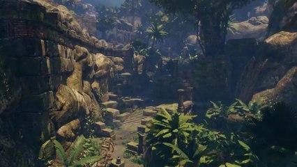 Trailer de Deadfall Adventures: Heart of Atlantis