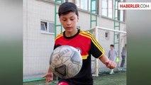 11 Yaşındaki Futbolcu 3 Büyüklerin Gözdesi