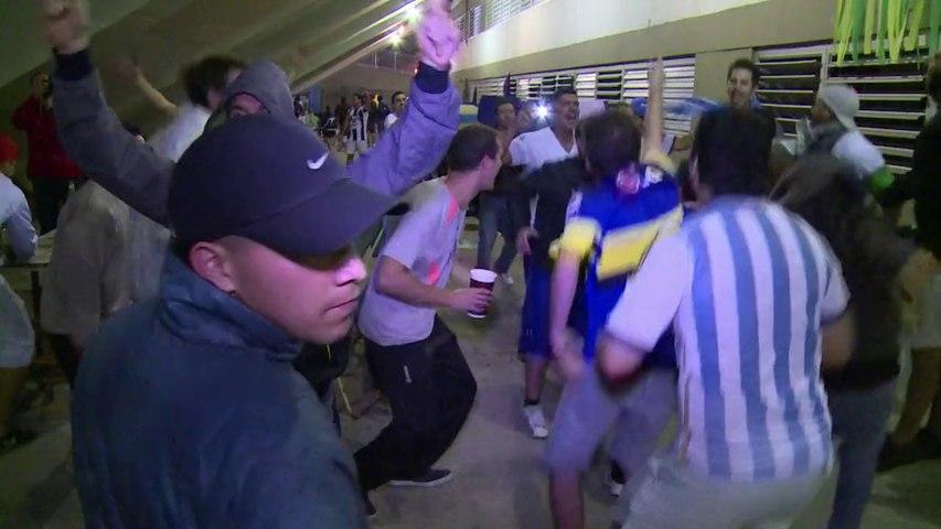 Mondial: 100.000 Argentins attendus à Rio pour la finale
